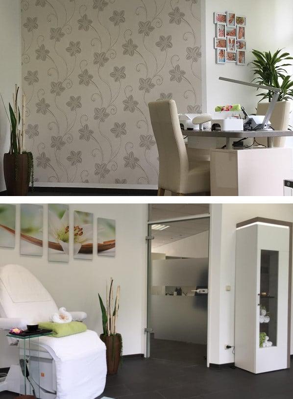 Bilder vom inneren des Kosmetikstudios Mipia - Premium Beauty München